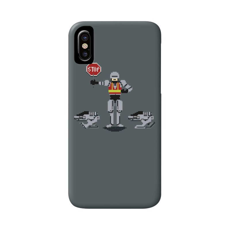 Traffic Cop Accessories Phone Case by Thomas Orrow