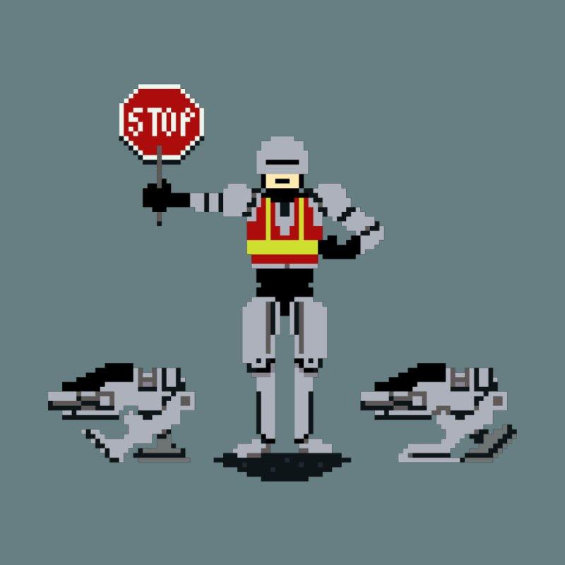 Traffic Cop by Thomas Orrow