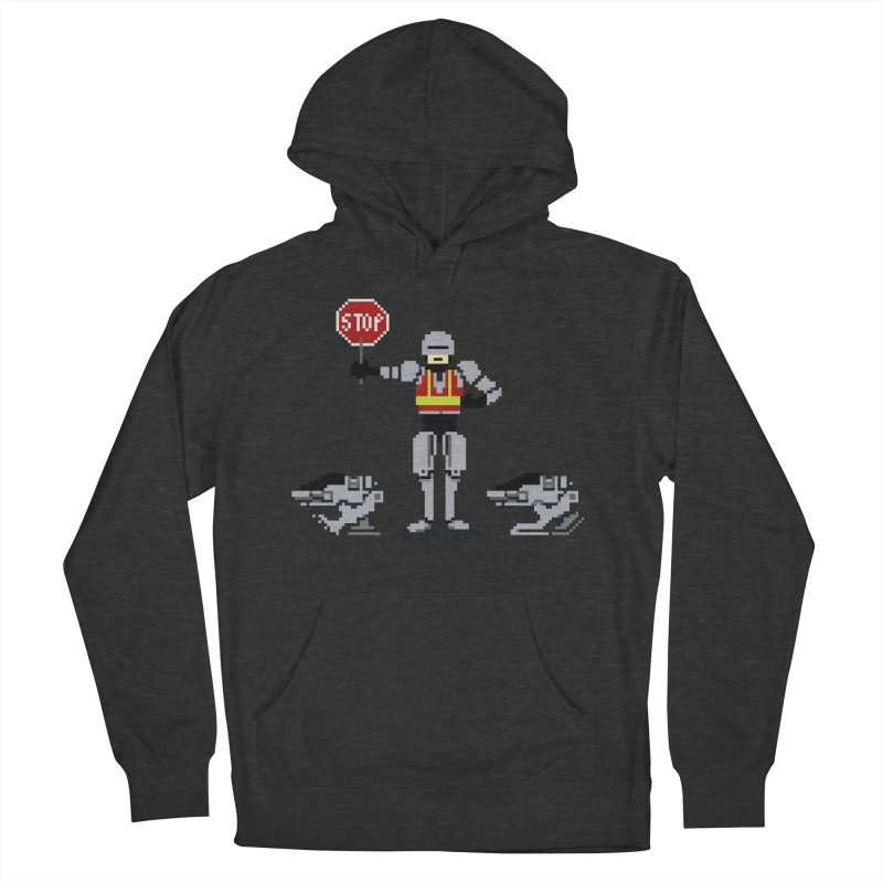 Traffic Safety Officer Men's Pullover Hoody by Thomas Orrow