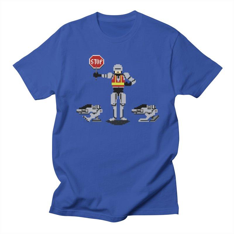 Traffic Cop Men's T-Shirt by Thomas Orrow