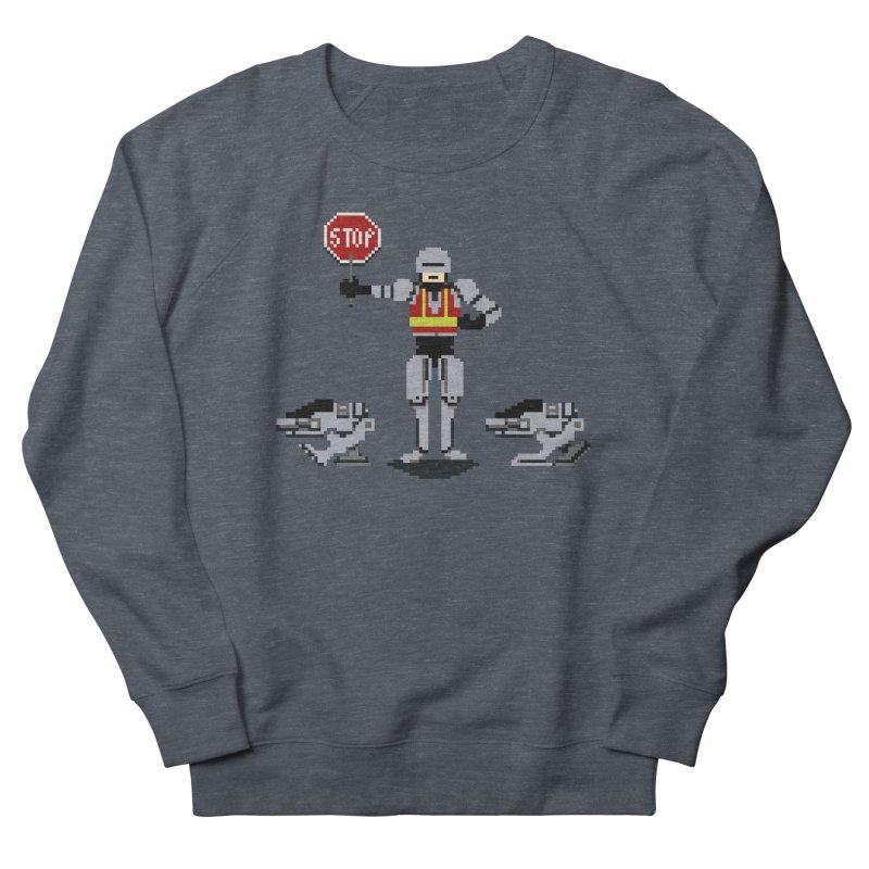Traffic Cop Men's Sweatshirt by Thomas Orrow