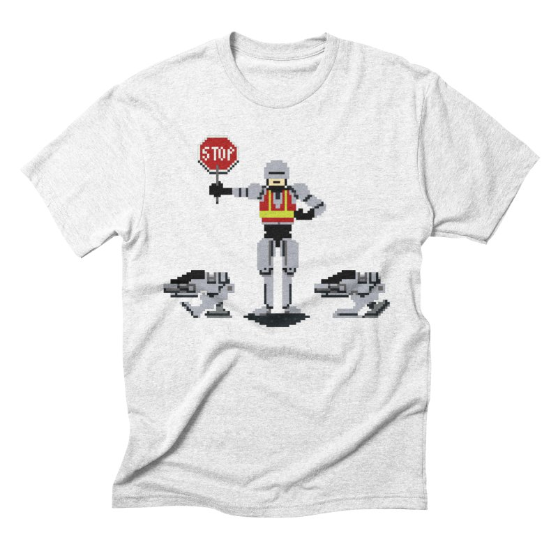 Traffic Safety Officer Men's Triblend T-shirt by Thomas Orrow