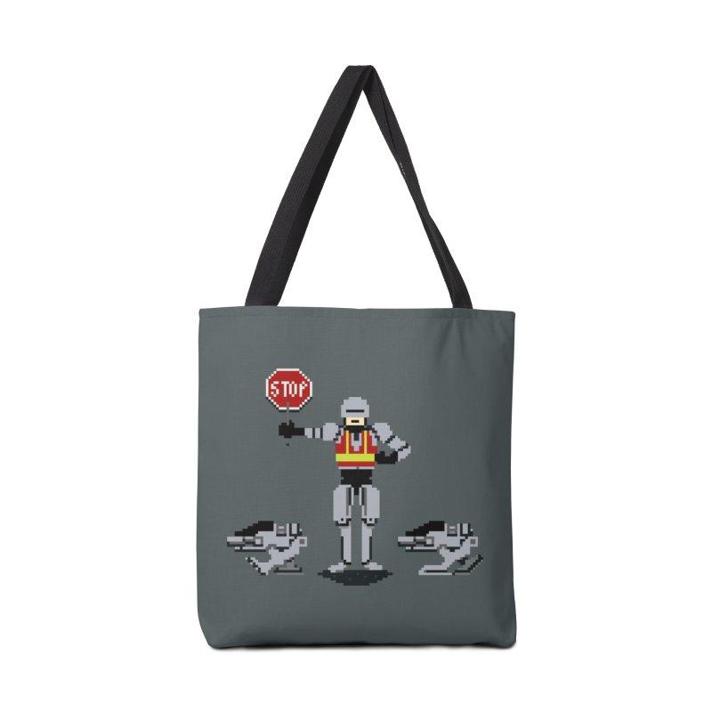 Traffic Cop Accessories Bag by Thomas Orrow