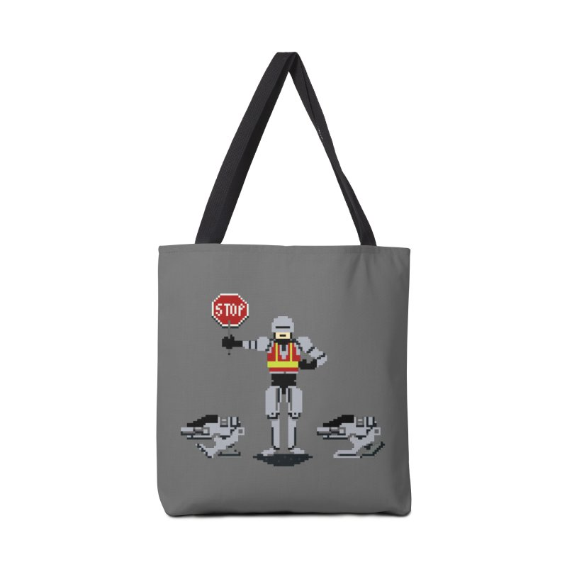 Traffic Safety Officer Accessories Bag by Thomas Orrow