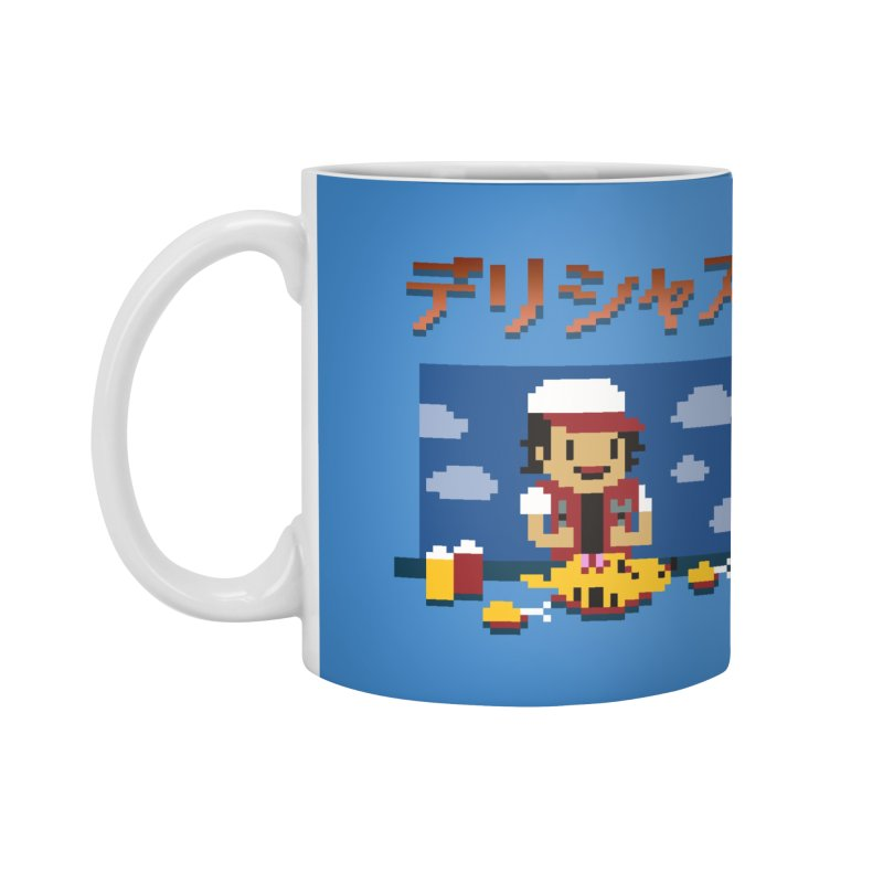 Gotta Eat 'Em All Accessories Mug by Thomas Orrow