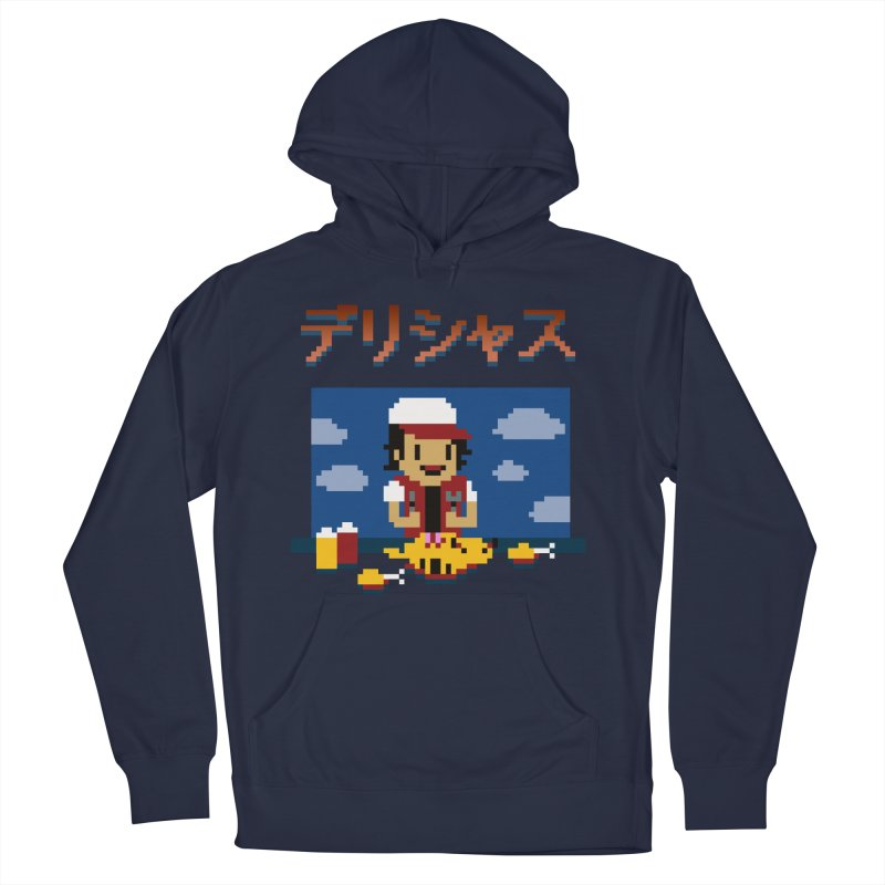 Gotta Eat 'Em All Women's Pullover Hoody by Thomas Orrow