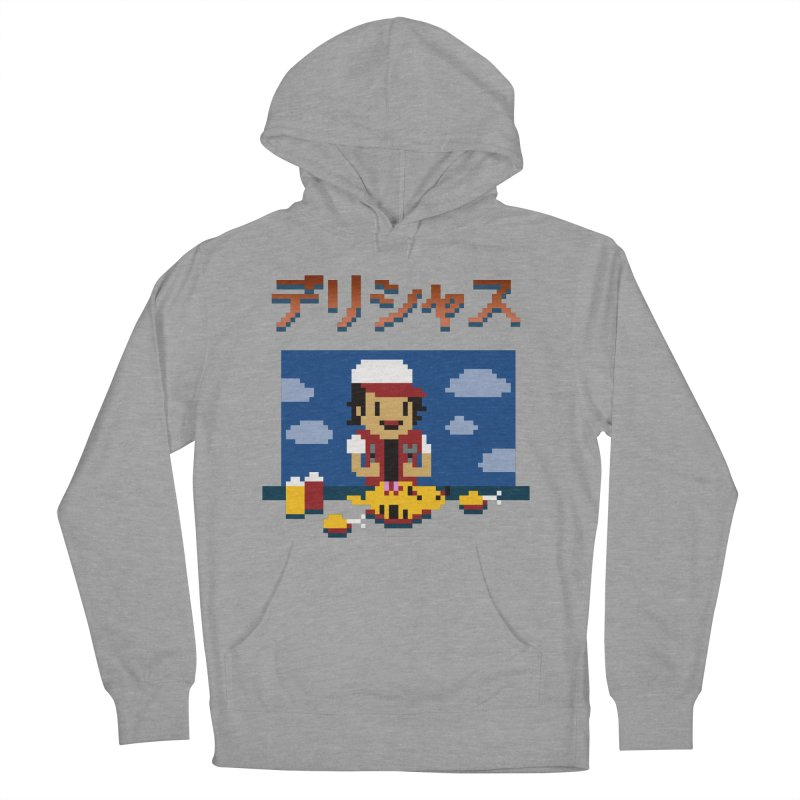 Gotta Eat 'Em All Men's Pullover Hoody by Thomas Orrow