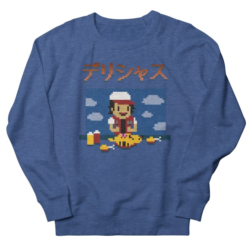 Gotta Eat 'Em All Women's French Terry Sweatshirt by Thomas Orrow