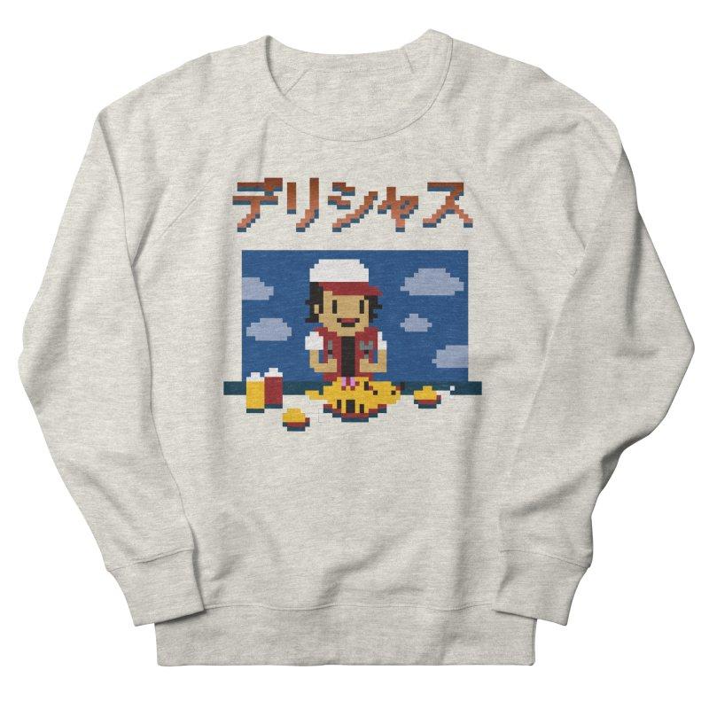 Gotta Eat 'Em All Men's Sweatshirt by Thomas Orrow