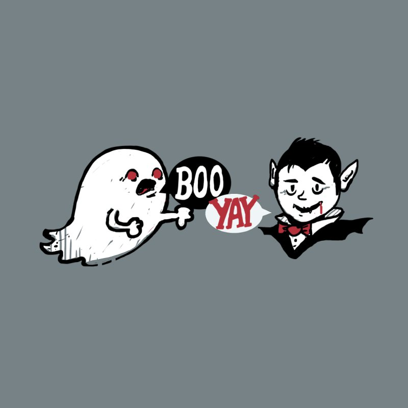 Boo and Yay None  by Thomas Orrow