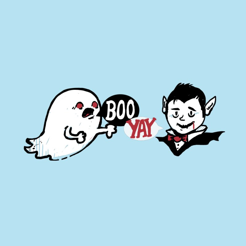 Boo and Yay by Thomas Orrow