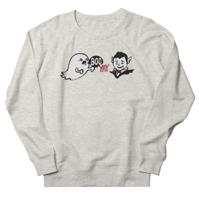 Boo and Yay Men's Sweatshirt by Thomas Orrow