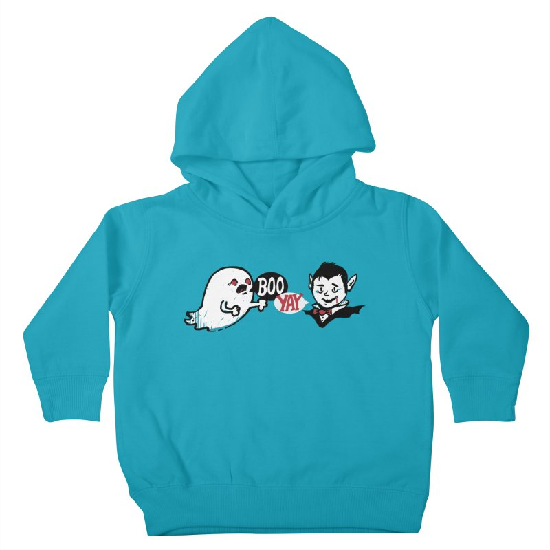 Boo and Yay Kids Toddler Pullover Hoody by Thomas Orrow