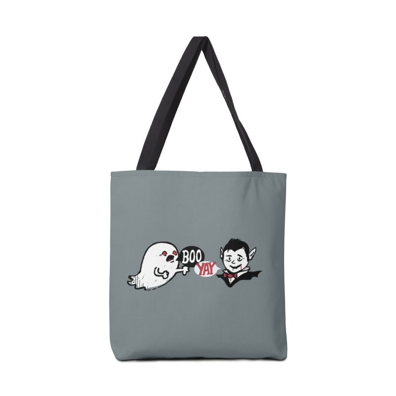 Boo and Yay Accessories Bag by Thomas Orrow