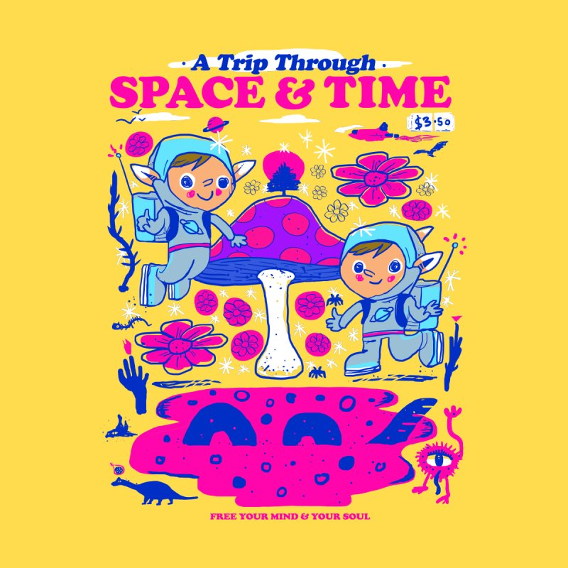 A Trip Through Space and Time by Thomas Orrow