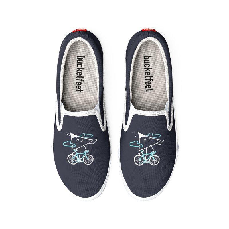 Mountain Biking Men's Shoes by Thomas Orrow