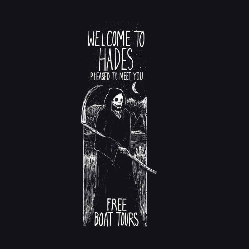 Welcome to Hades Men's Shoes by Thomas Orrow