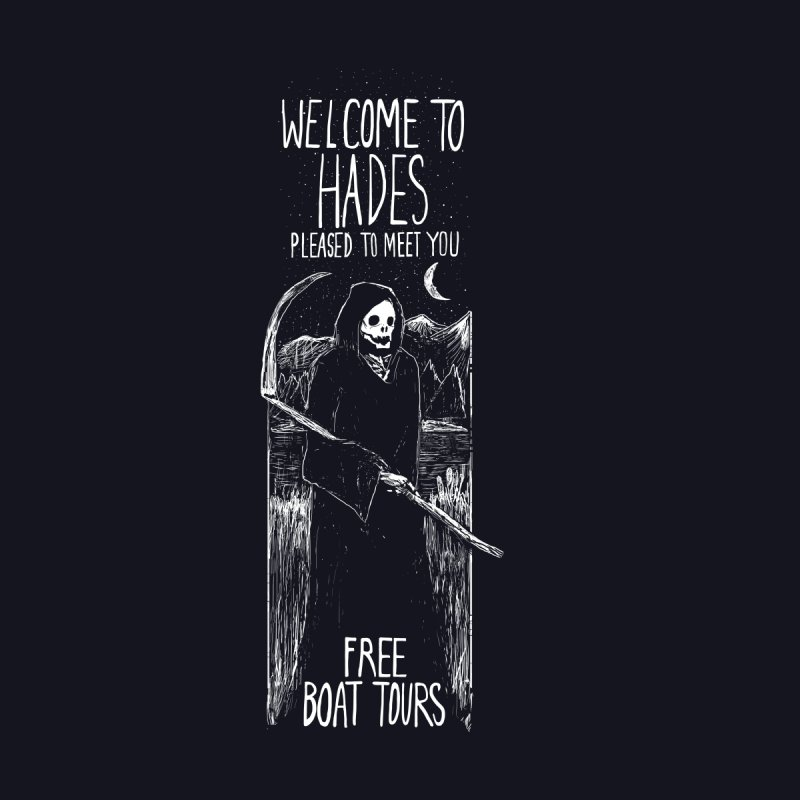 Welcome to Hades by Thomas Orrow