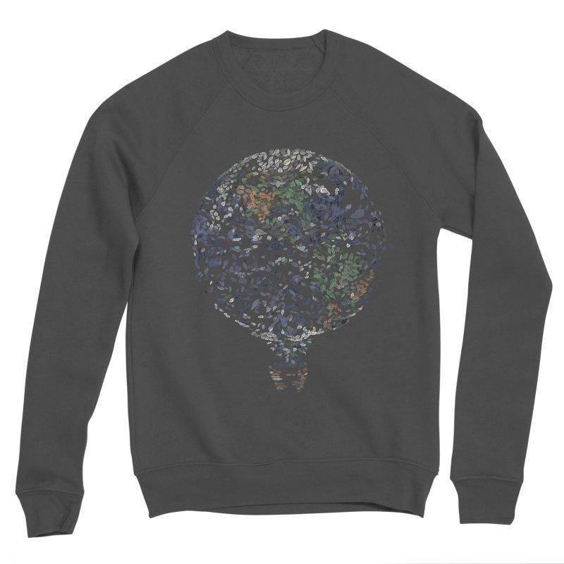 Leave This World Women's Sponge Fleece Sweatshirt by Thomas Orrow