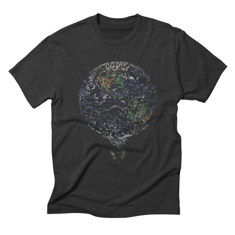 Leave This World Men's Triblend T-Shirt by Thomas Orrow