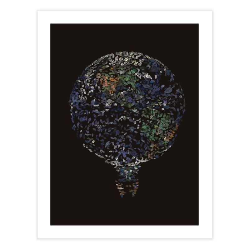 Leave This World Home Fine Art Print by Thomas Orrow