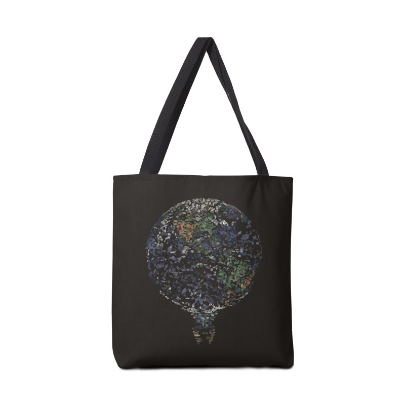 Leave This World Accessories Bag by Thomas Orrow