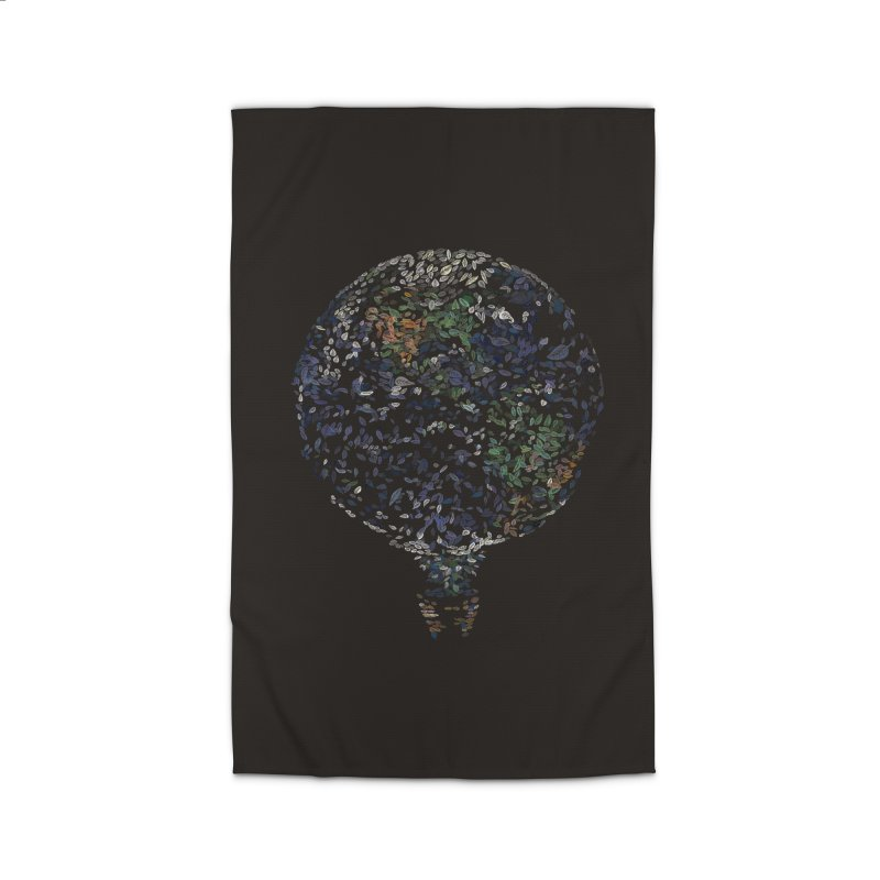 Leave This World Home Rug by Thomas Orrow