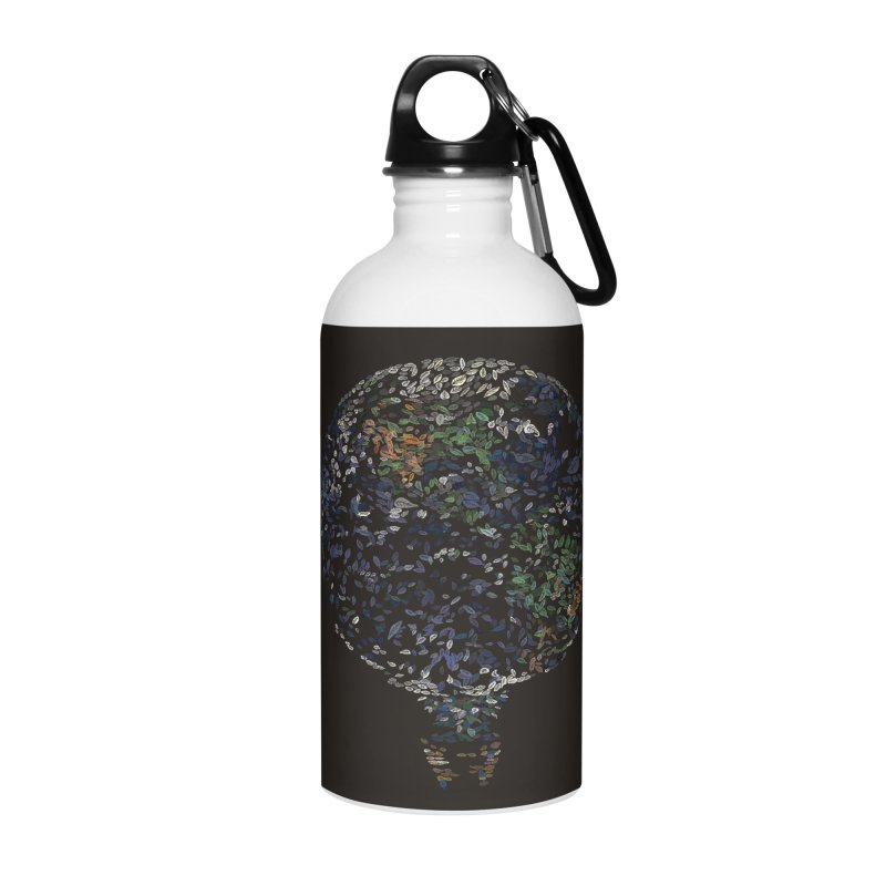 Leave This World Accessories Water Bottle by Thomas Orrow