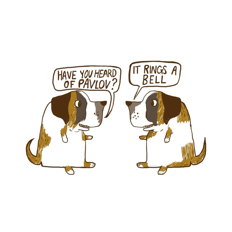 Pavlov's Dogs Accessories Phone Case by Thomas Orrow