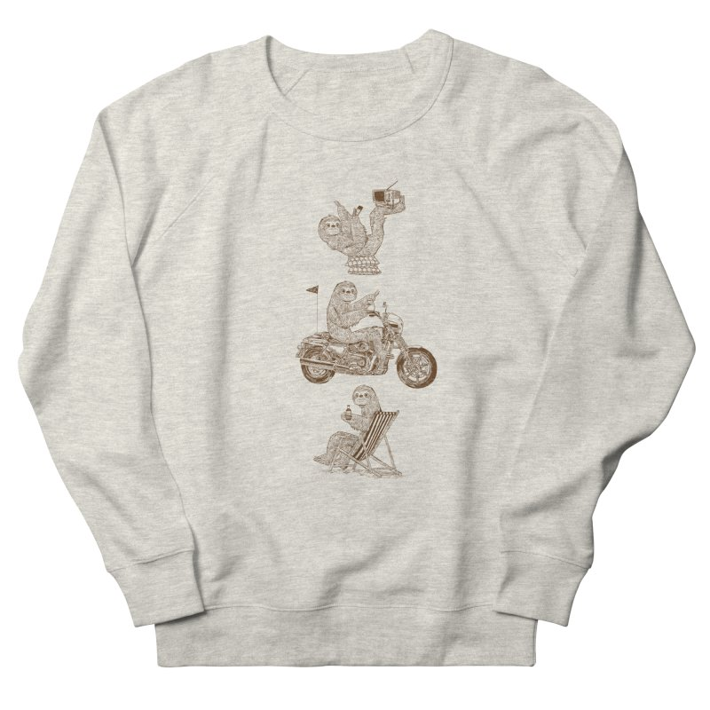 Slotholiday Women's French Terry Sweatshirt by Thomas Orrow