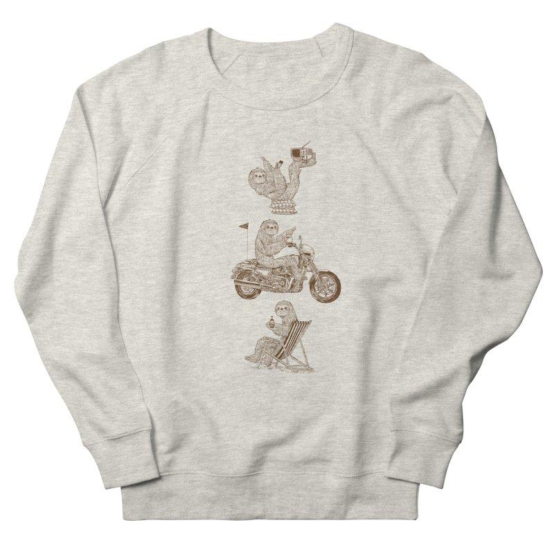 Slotholiday Men's French Terry Sweatshirt by Thomas Orrow