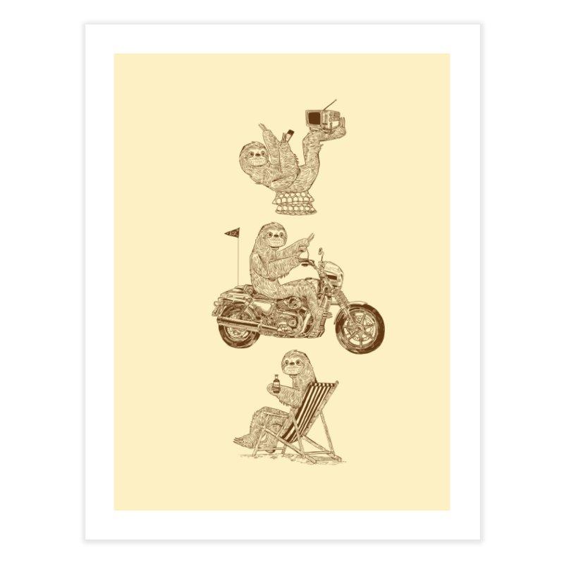 Slotholiday Home Fine Art Print by Thomas Orrow