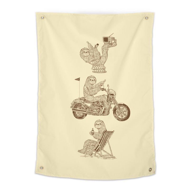 Slotholiday Home Tapestry by Thomas Orrow