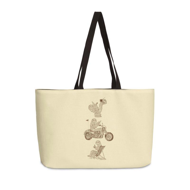 Slotholiday Accessories Weekender Bag Bag by Thomas Orrow