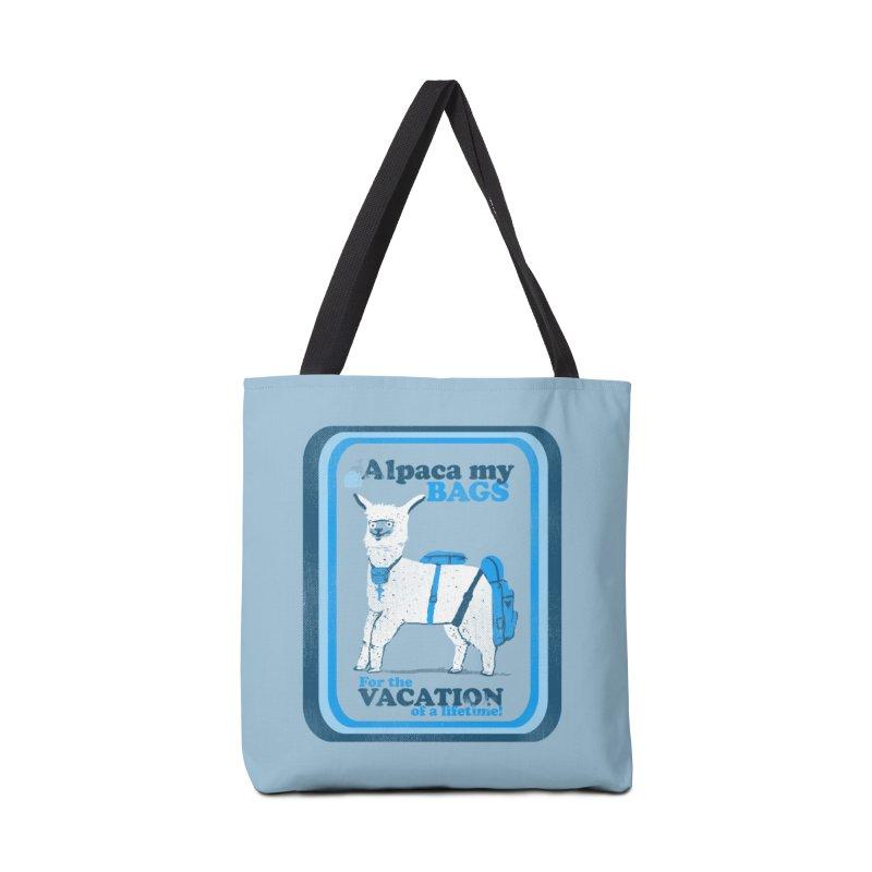Alpaca My Bags Accessories Tote Bag Bag by Thomas Orrow