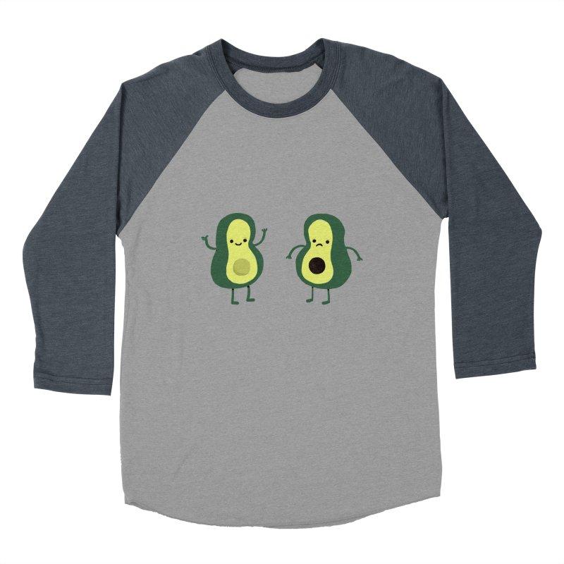 Avocado Avocadon't Women's Baseball Triblend Longsleeve T-Shirt by Thomas Orrow