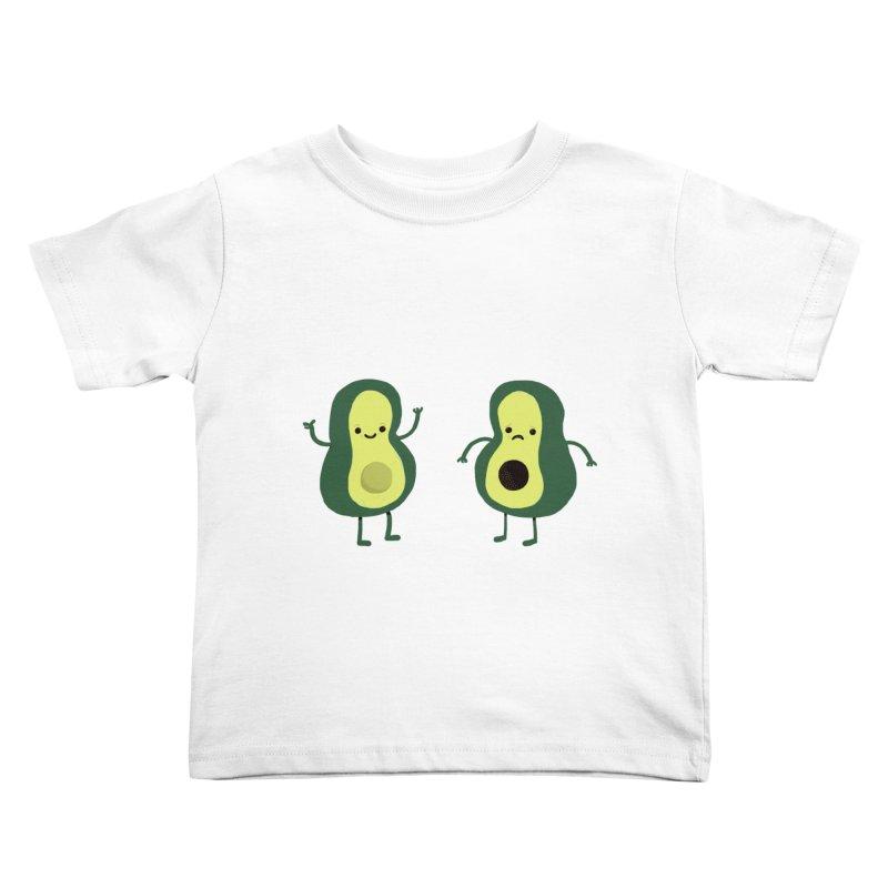 Avocado Avocadon't Kids Toddler T-Shirt by Thomas Orrow