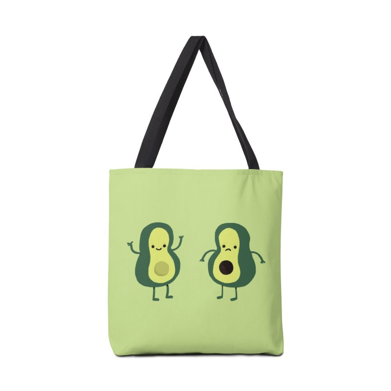 Avocado Avocadon't Accessories Tote Bag Bag by Thomas Orrow