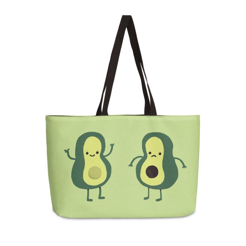 Avocado Avocadon't Accessories Weekender Bag Bag by Thomas Orrow