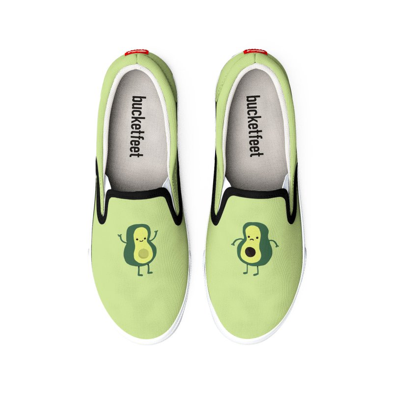Avocado Avocadon't Men's Shoes by Thomas Orrow