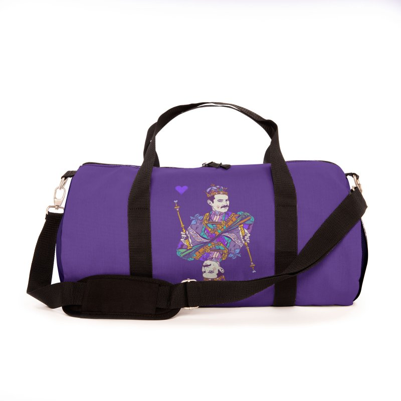 Love Rules Accessories Bag by Thomas Orrow