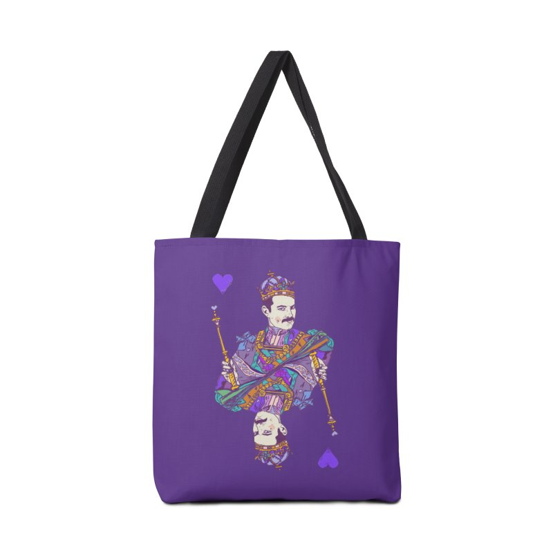 Love Rules Accessories Tote Bag Bag by Thomas Orrow