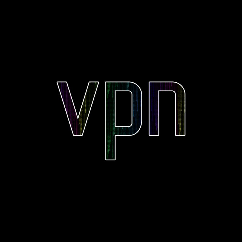 Colored Matrix VPN Women's T-Shirt by Tom Spark Reviews Merch