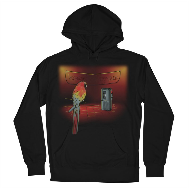 Repeat Battle Women's Pullover Hoody by Tomas Teslik's Artist Shop