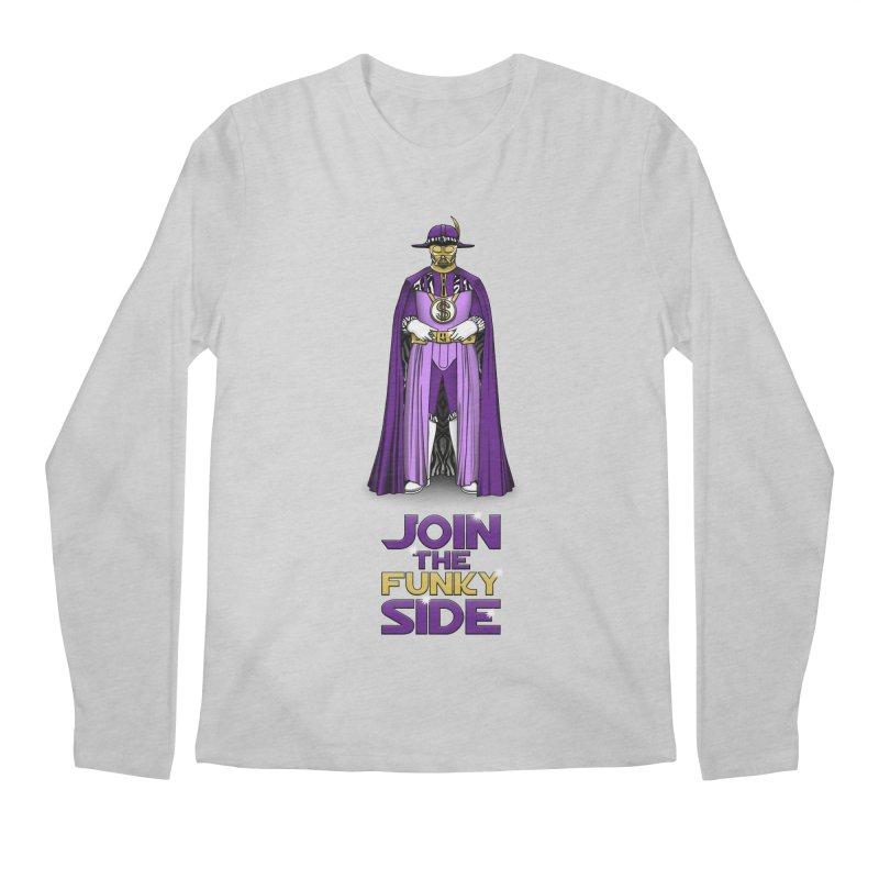 Join The Funky Side Men's Longsleeve T-Shirt by Tomas Teslik's Artist Shop