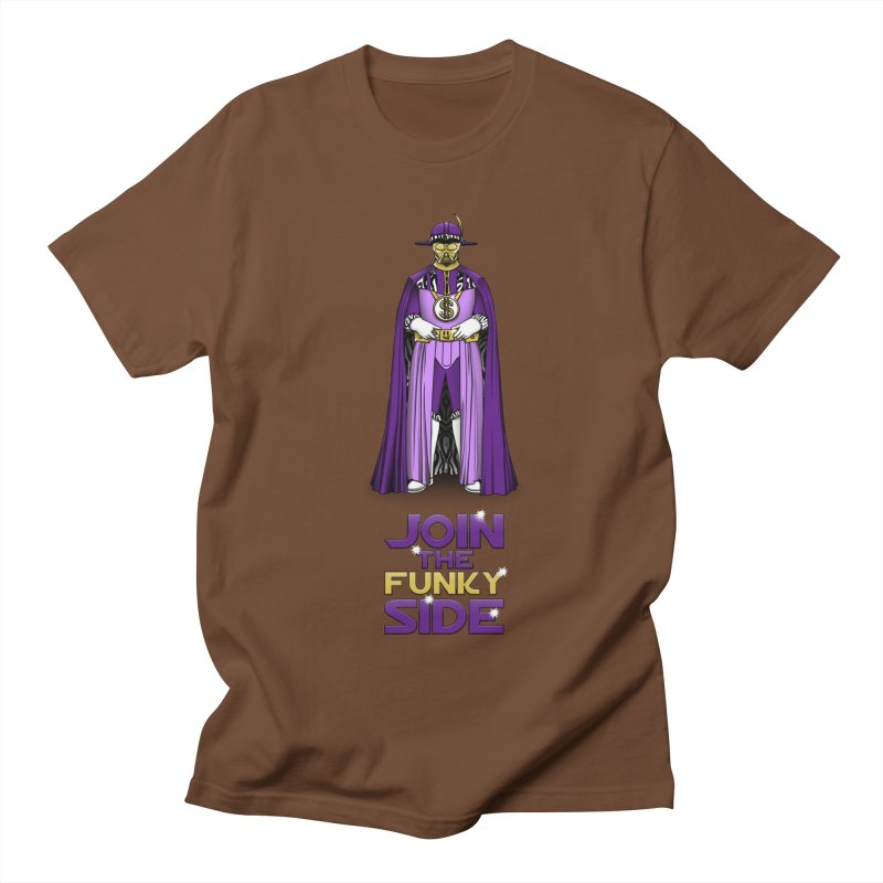 Join The Funky Side Women's Unisex T-Shirt by Tomas Teslik's Artist Shop