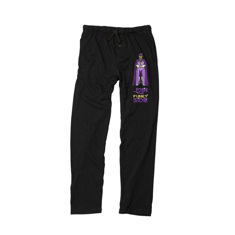 Join The Funky Side Men's Lounge Pants by Tomas Teslik's Artist Shop