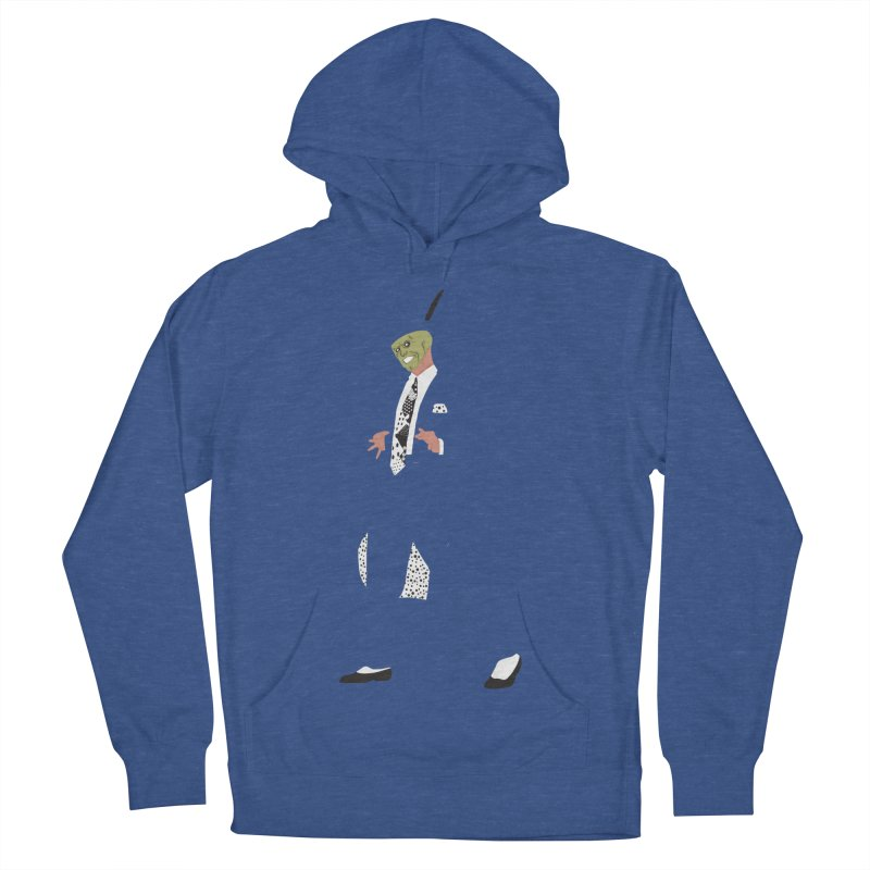 The Mask Men's Pullover Hoody by Tomas Teslik's Artist Shop