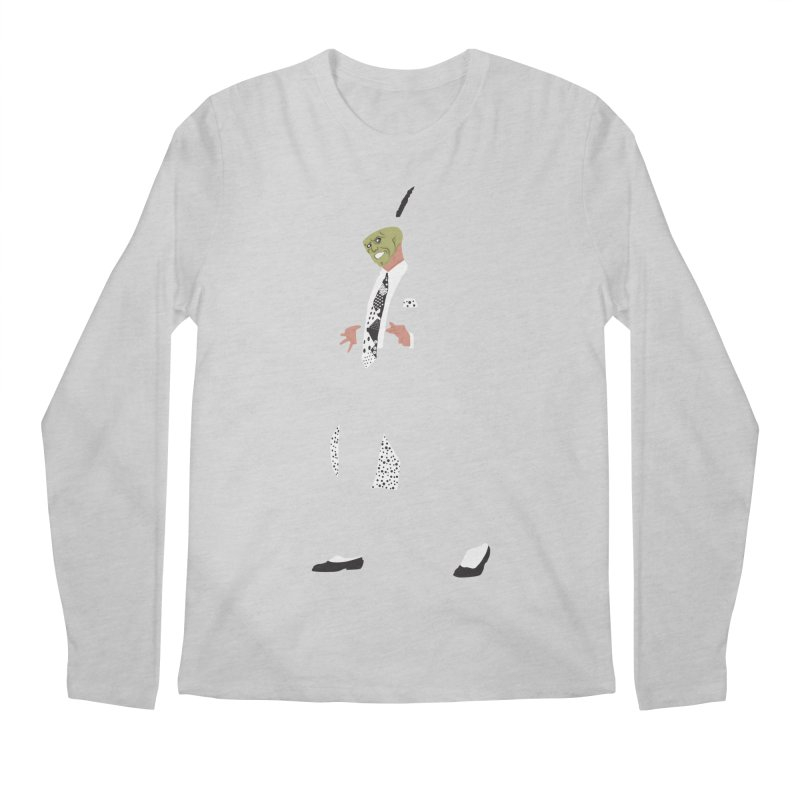 The Mask Men's Longsleeve T-Shirt by Tomas Teslik's Artist Shop
