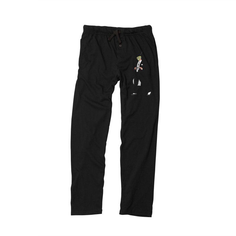 The Mask Women's Lounge Pants by Tomas Teslik's Artist Shop